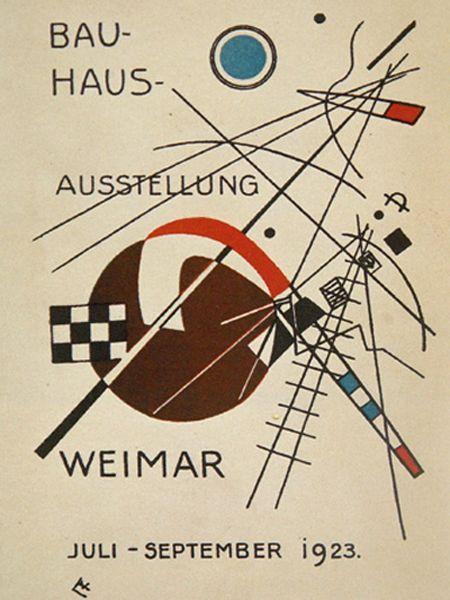 Bauhaus Graphic Design Old