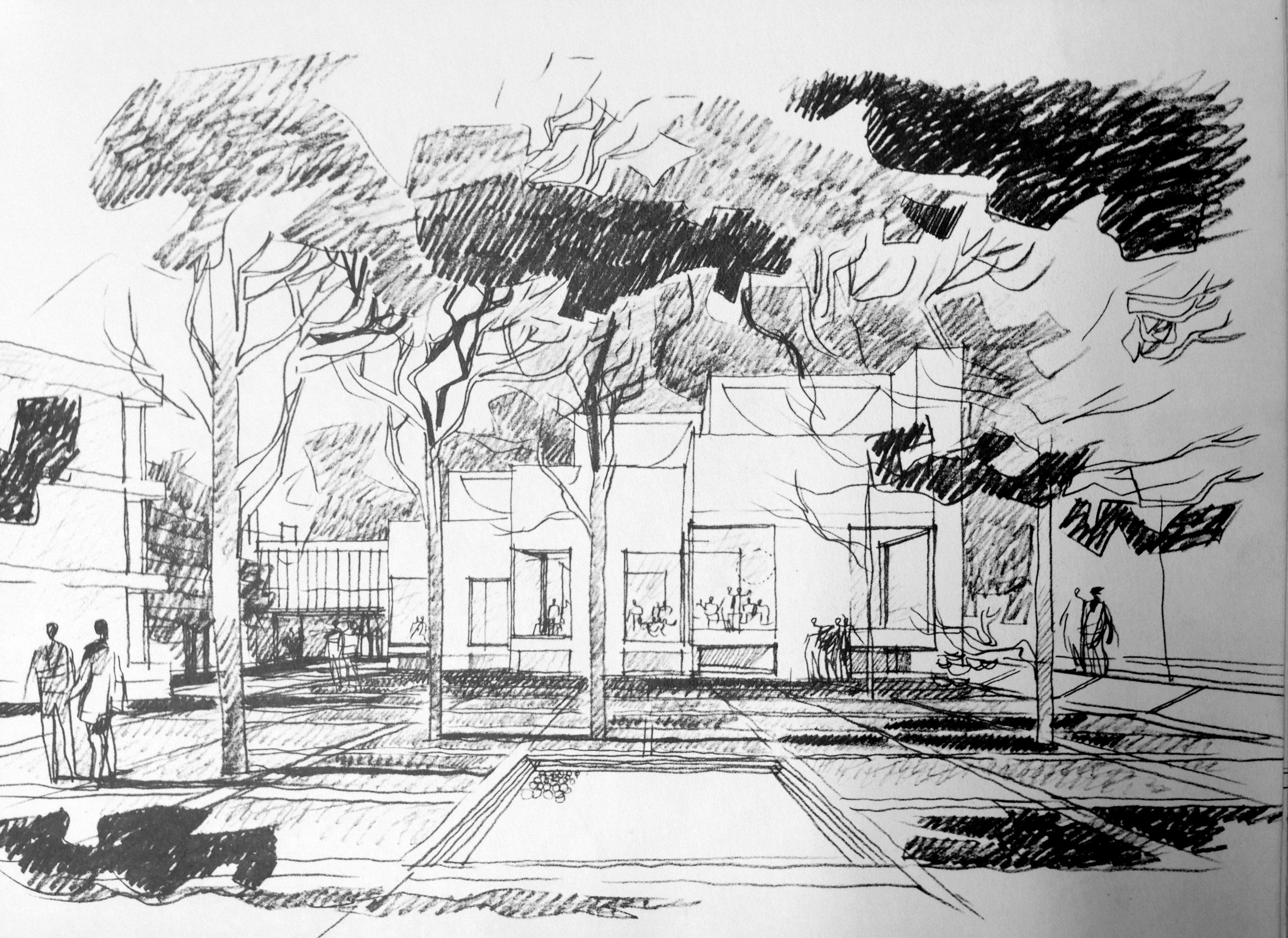Libros sobre dibujo de arquitectura an lisis de formas for 5 tecnicas de la arquitectura