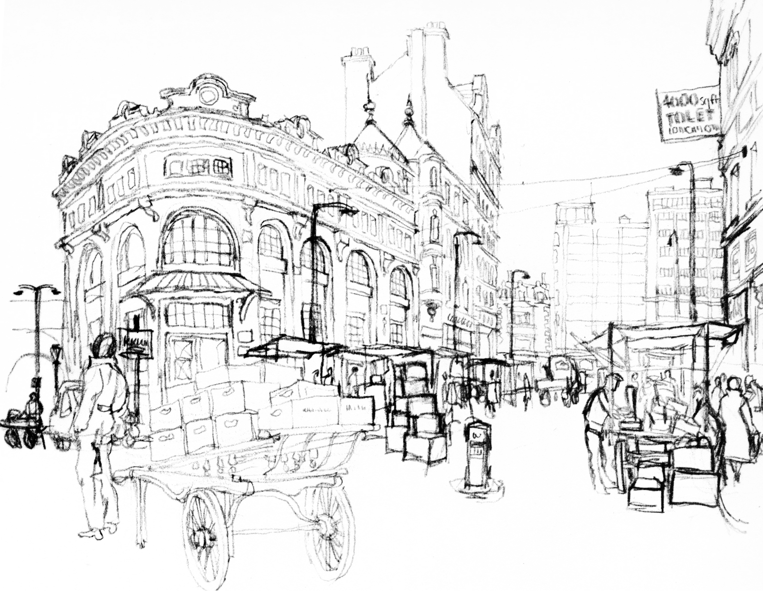 Libros para aprender a dibujar arquitectura an lisis de for Tecnicas de representacion arquitectonica pdf